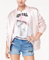Bravado Lady Gaga Joanne Tour Juniors' Oversized Bomber Jacket