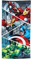 Marvel Heroes Iron Man Thor Captain America Hulk Beach Pool Gym Bath Towel