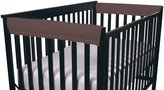 Leachco Easy Teether Side Rail Covers - 2 Pack -Brown