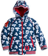Disney Mickey Mouse Quilted Winter Jacket for Boys