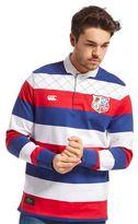 Canterbury of New Zealand British and Irish Lions Wide Stripe Rugby Shirt