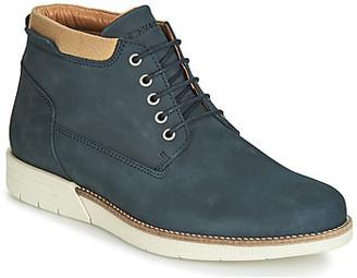 Schmoove BREAK-MID men's Mid Boots in Blue