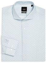 Strellson Adrian Printed Slim-Fit Dress Shirt