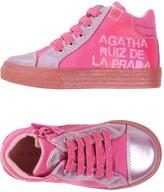 Agatha Ruiz De La Prada High-tops & sneakers - Item 11318164