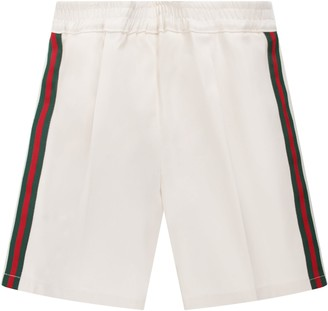 Gucci Ivory Short For Baby Boy