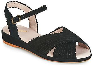 Miss L Fire Miss L'Fire BRIGITTE women's Sandals in Black