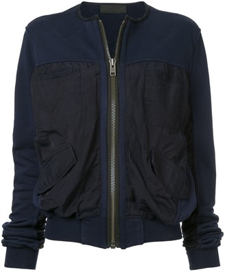 Haider Ackermann Perth bomber jacket
