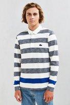 Lacoste Engineered Jaspe Stripe Polo Shirt