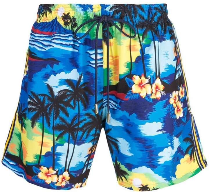 995c909b28 Tropical Swimming Trunks Men - ShopStyle