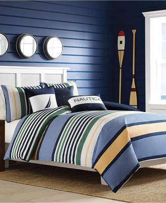 Nautica Dover King Comforter Mini Set Bedding