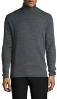 Slate & Stone Wool Ribbed Turtleneck Sweater