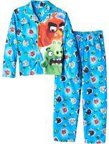 Boys 4-20 Angry Birds Pajama Set