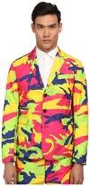 DSQUARED2 Schoolboy Camouflage Nylon Blazer