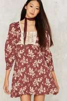 Factory Vintage Marsha Crochet Lace Dress