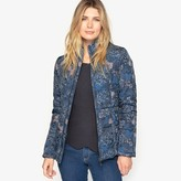 Anne Weyburn Padded Jacket with Water-Repellent and Stain-Resistant Treatment