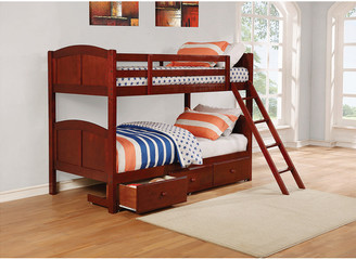 Coaster Parker Collection Bunk Bed