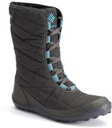 Columbia Crystal Mid Lace Thermal Coil Women's Waterproof Winter Boots