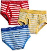 Vaenait Baby 2T-7T Boys 3-Pack Underwear Briefs Set Cute Burglar XL