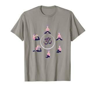 Kundalini Perfect Hatha Vinyasa Ashtanga And Hot Yoga T-Shirt