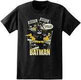 Novelty T-Shirts Short Sleeve Lego Batman Wanted T-Shirt