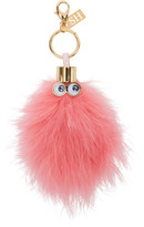 Sophie Hulme Ssense Exclusive Pink Donna Keychain