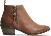 Office Imposter leather ankle boots