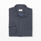 Club Monaco Slim-Fit Mini Square Shirt