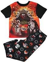 Disney Star Wars Kylo Ren Big Boys Pajama Set