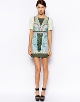 Emma Cook Joanie Dress in Lace Print