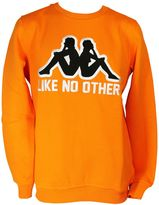 Kappa Orange Big Omini Crewneck