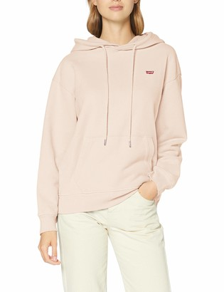 Levi's Women's Standard Hoodie Hooded Sweatshirt