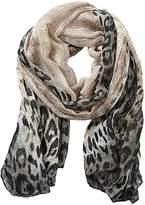 Betty Barclay Animal print scarf