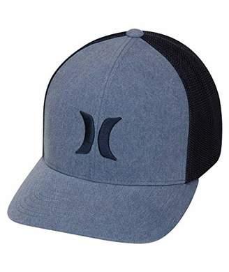 Hurley Men's Icon Textures Snapback Baseball Cap