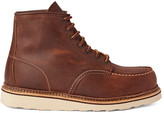 Red Wing Shoes 1907 Classic Moc Leather Boots