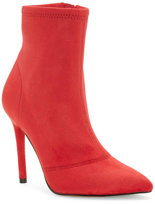 Jessica Simpson Lailra High Heel Stretch Booties Women Shoes
