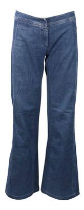 Chanel Blue Denim - Jeans Trousers