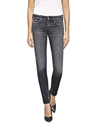 Replay Women's Luz Skinny Jeans, (Medium Blue 9), W30/L32 (Size: 30)