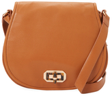 Foley + Corinna Whitney Small Leather Saddle Crossbody