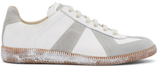Maison Margiela Off-White Replica Sneakers