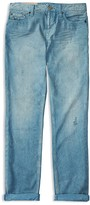 Ralph Lauren Boys' Distressed Skinny Twill Jeans - Sizes 8-20