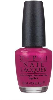 OPI Nail Lacquer 15Ml Flashbulb Fuchsia