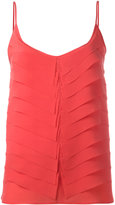 Capucci layered cami - women - Silk - 40