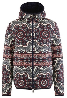 Moncler Printed down jacket