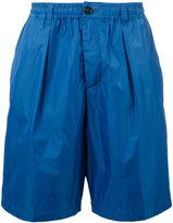 Marni track shorts - men - Cotton/Polyamide - 46