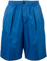 Marni track shorts - men - Cotton/Polyamide - 50