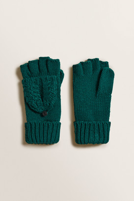 Seed Heritage Cable Mittens