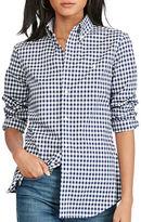 Polo Ralph Lauren Custom-Fit Cotton Poplin Shirt