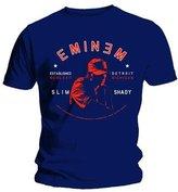 Bravado Eminem - Detroit portrait Men's T-Shirt