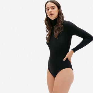 Everlane The Super-Soft Turtleneck Bodysuit