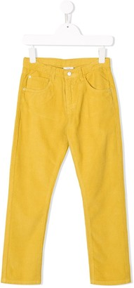 Knot 5 Pockets Trousers